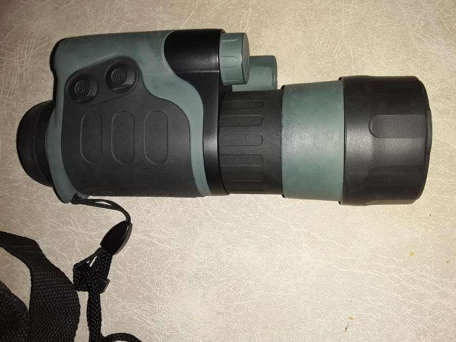Monocular Vision Nocturna Bushnell 4x50