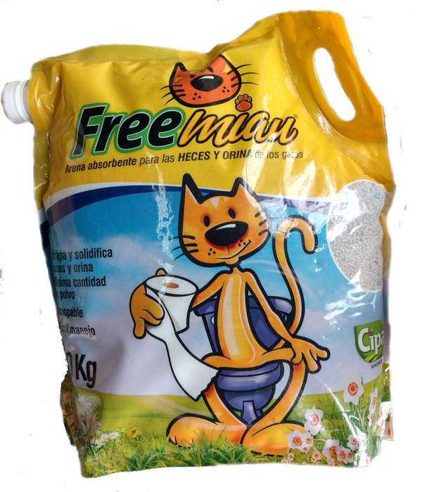 Freemiau Arena para <strong>gato</strong>s X10kg