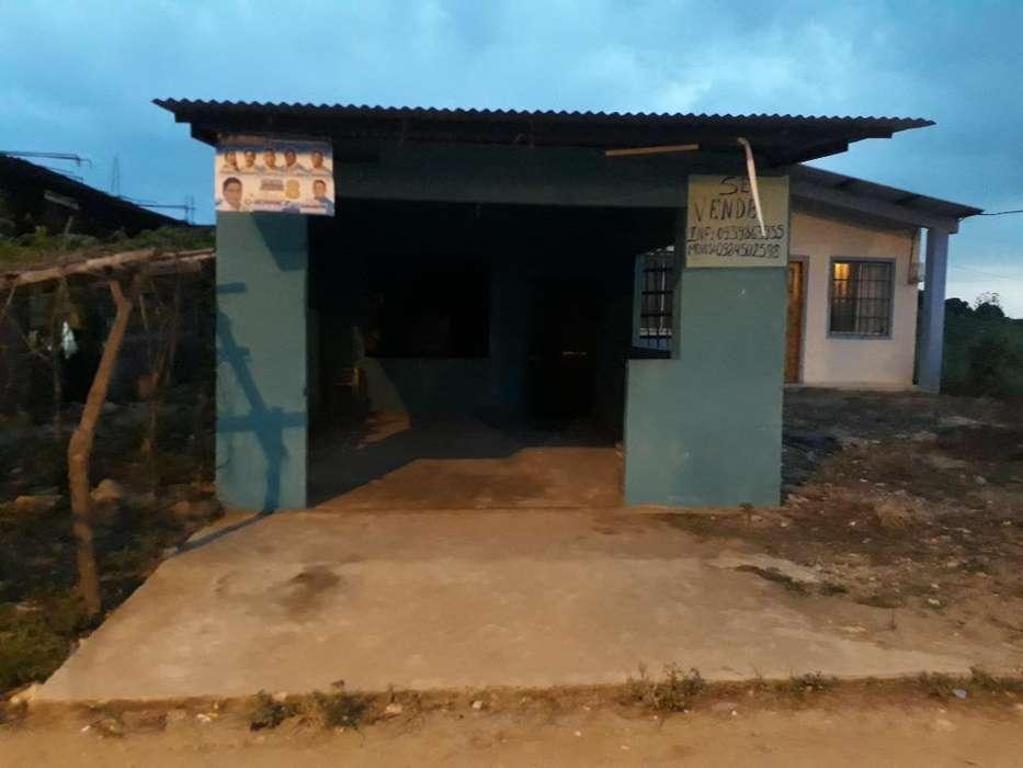 Se Vende Propiedad (casa con , Local )