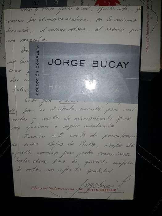 Hojas de Ruta de Jorge Bucay