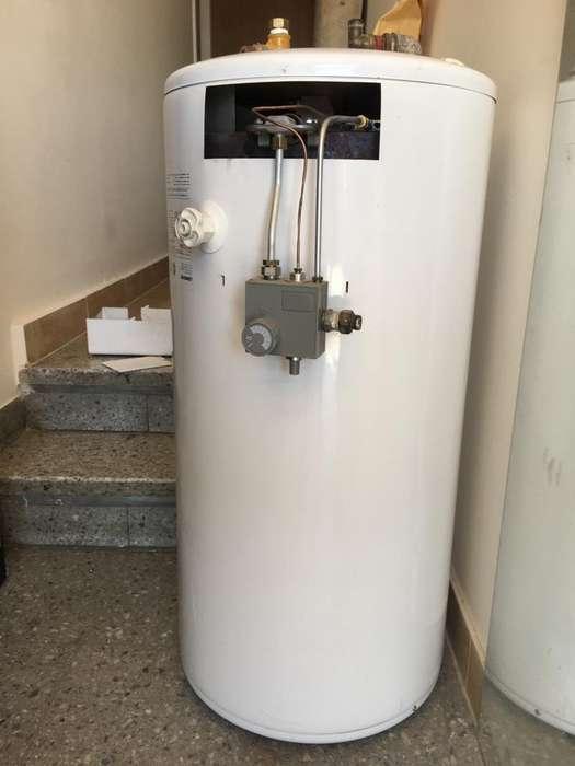 Termotanque Multigas Longvie 75lt Usado