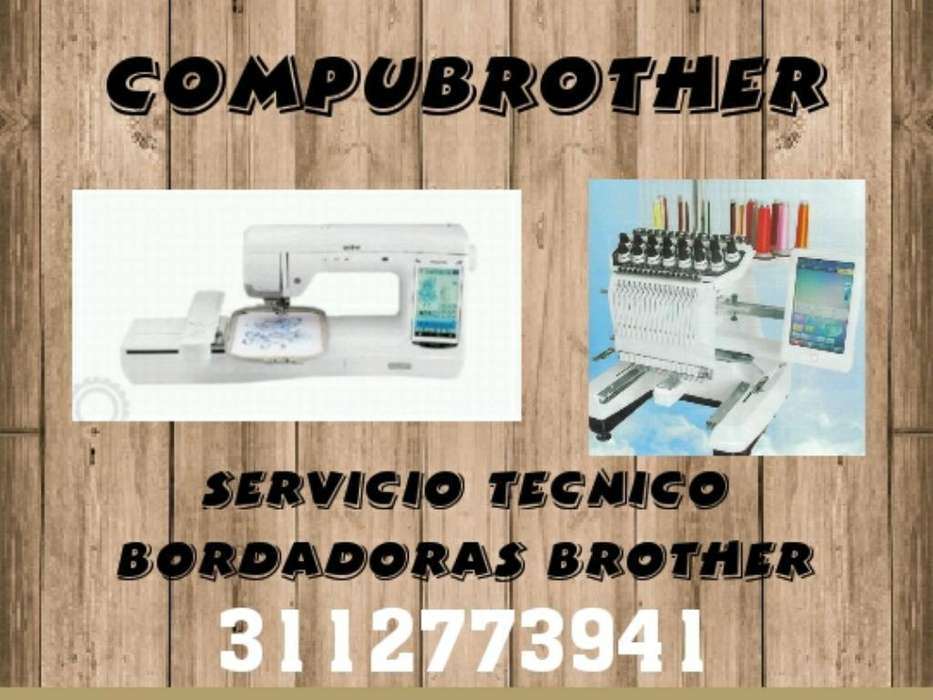 Bordadoras Serv Tecnico Brother