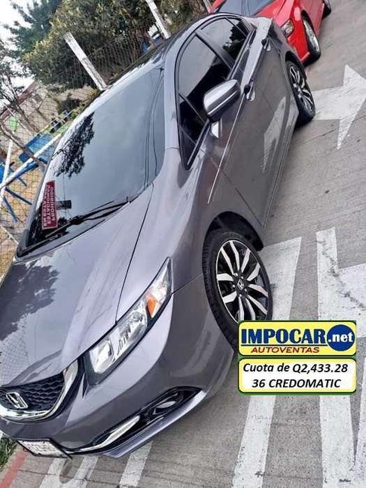 Honda Civic 2015 - 40000 km