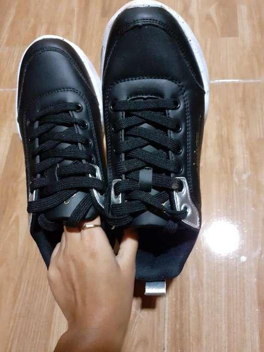 Zapatillas T:36