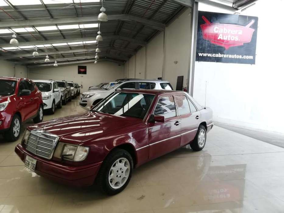 Mercedes-Benz Clase E 1990 - 159830 km