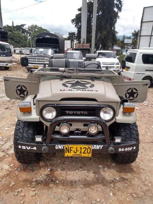 Toyota FJ 1969 - 12000 km