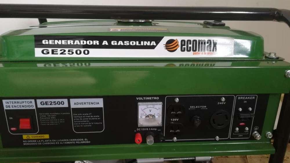 Generador energia
