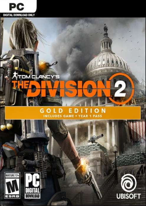 The Division 2 Y de Regalo War Word Z