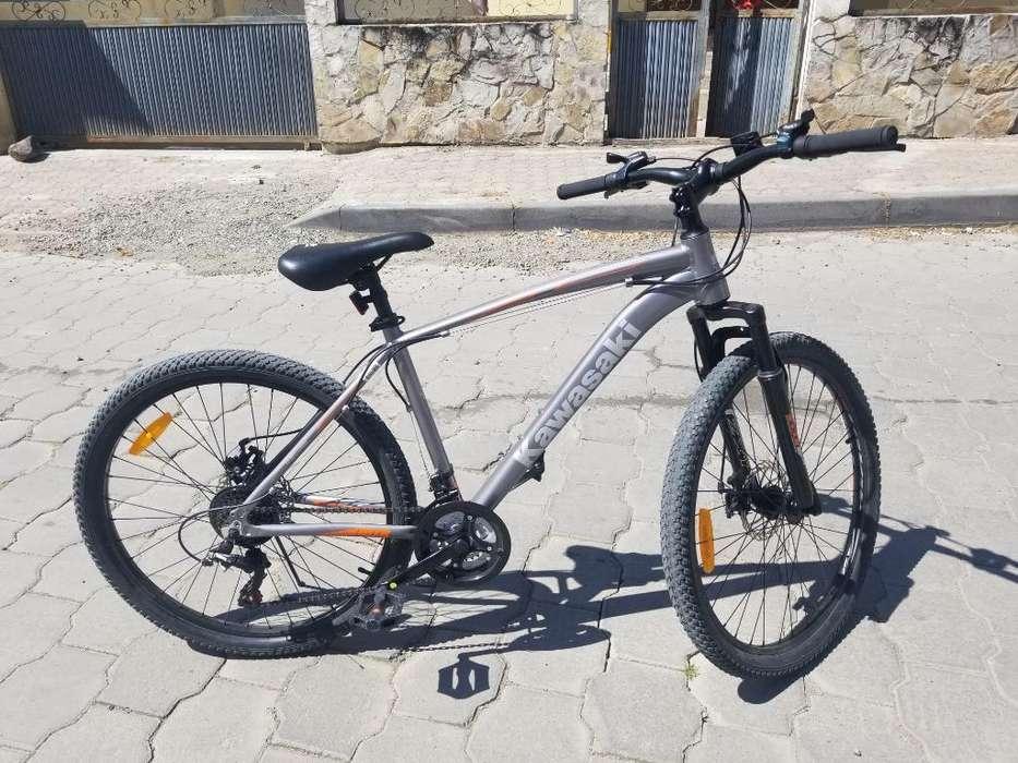 Bicicleta Kawasaki 26 Ultimate Orange