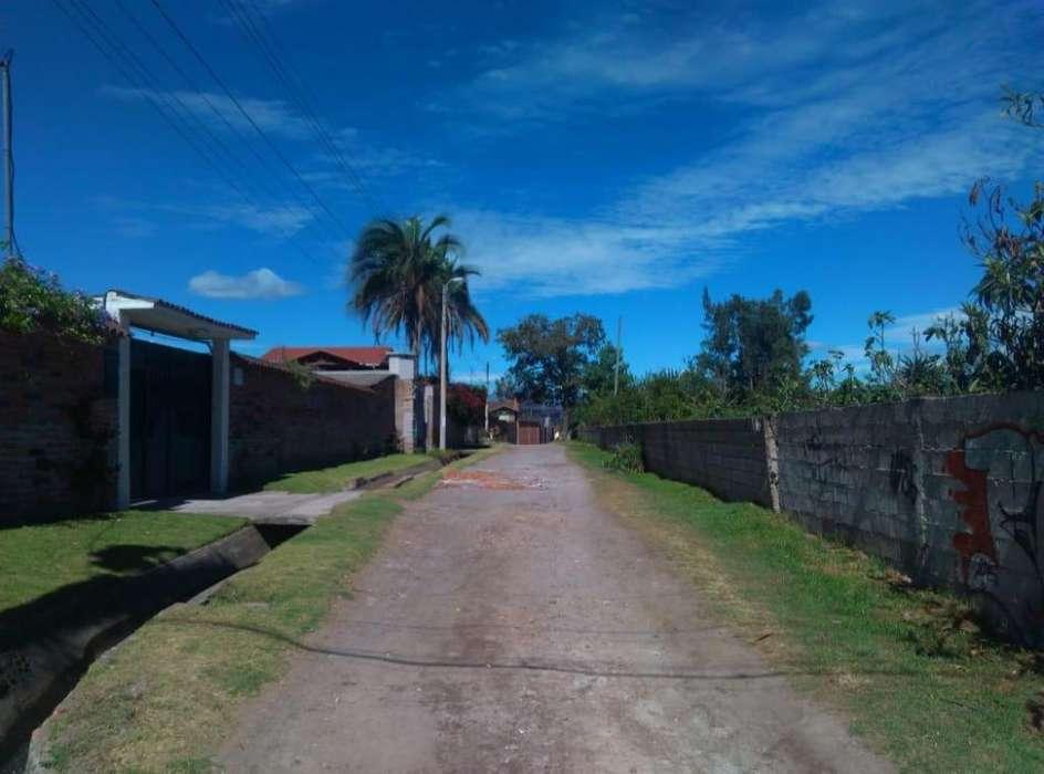 Terreno de Venta V056 Sector Puembo