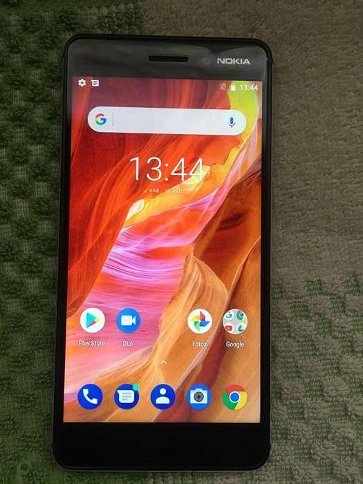 Vendo Nokia 6 de 32 Gb 10/10