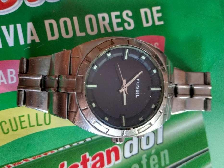 Reloj Fissil Big Tic Original Barato