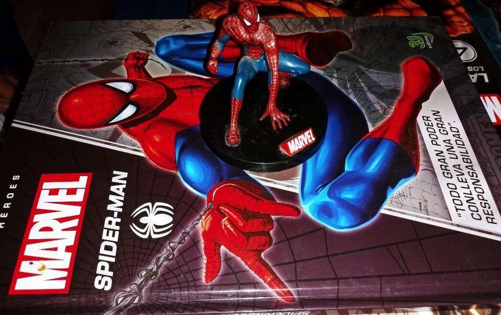 Colección Súper Héroes Marvel