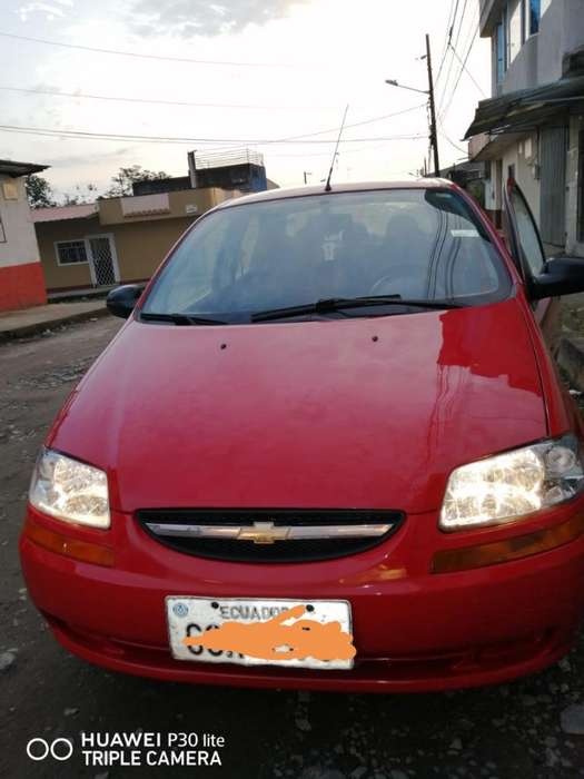 Chevrolet Aveo 2011 - 162875 km