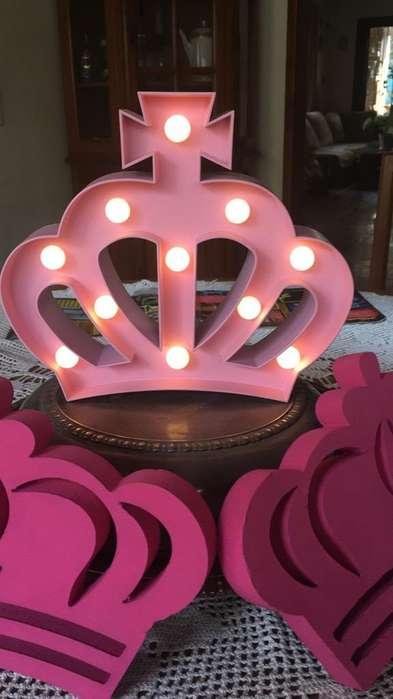 Corona de Luces