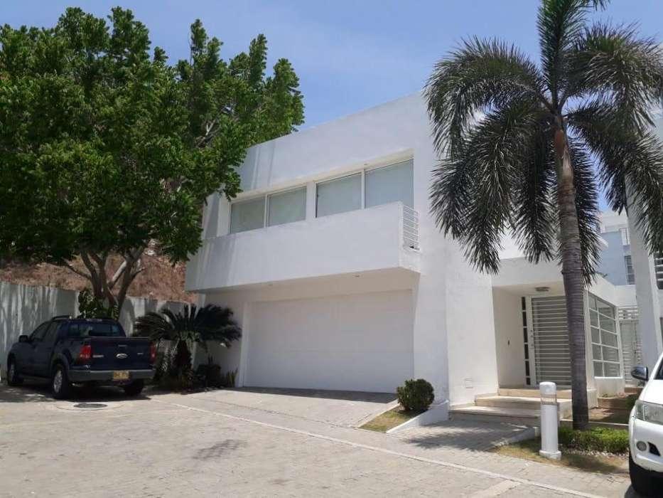 Arriendo casa en la Castellana, Barranquilla - wasi_1607871