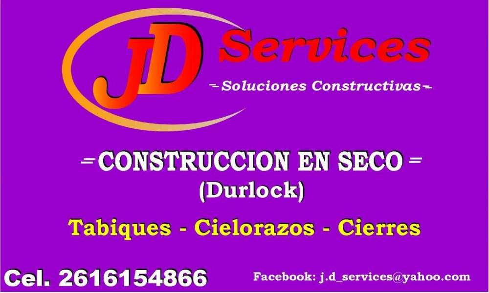 CONSTRUCCION EN SECO DURLOCK