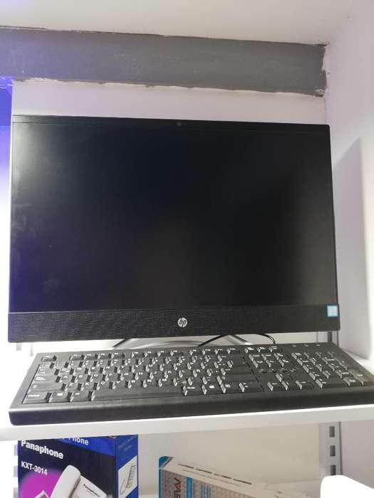 Computador Hp Core I3 Nuevo