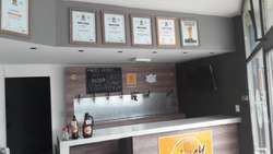 Vendo fondo de comercio de Fábrica de Cerveza Artesanal con local de ventas (de recargas) incluido a US 30.000.