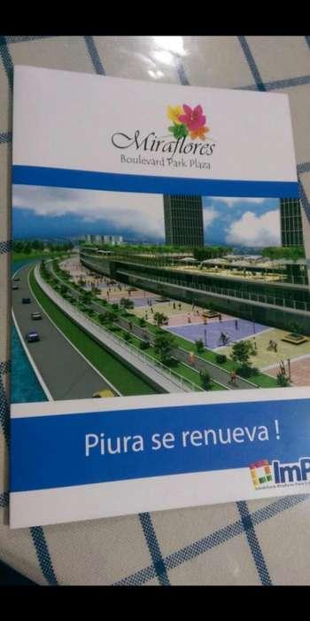 BOULEBAR PARK PLAZA Miraflores Piura