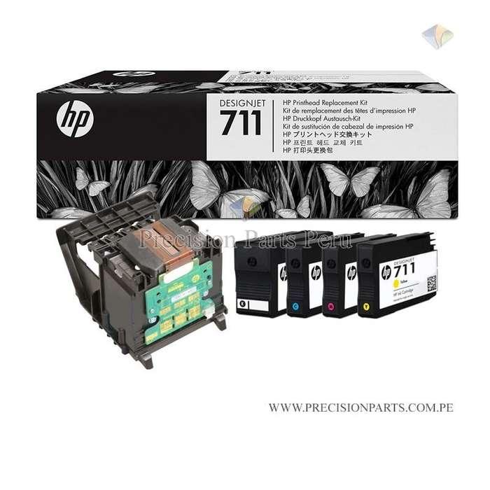 /CABEZAL HP 11 82 CN694S 88 C9388A C9387AL C9385AL C4836A C4837A C4838A PLOTTER 711 72 T110 T120 T510 T520 REPARACION /