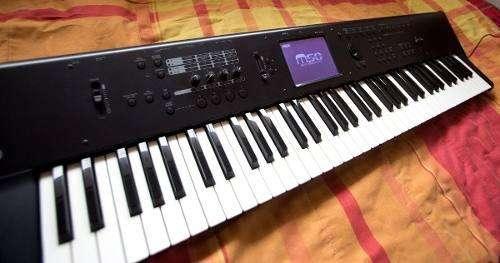Vendo teclado korg m50 de 6 octavas
