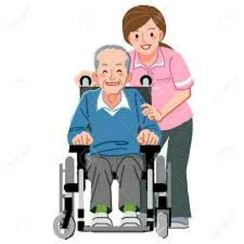 Se Cuidan Niños y Ancianos