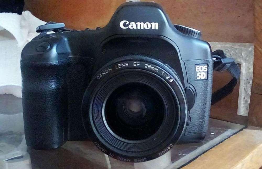 Camara canon profesional