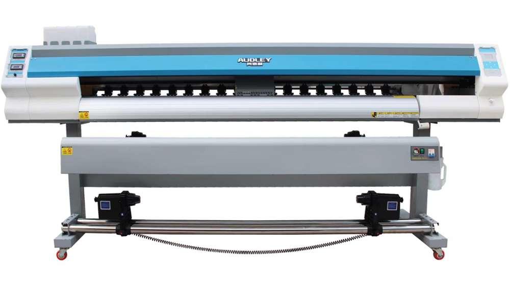 Impresora de Gigantografia doble cabezal 1.80m Creditos Directos Inmediatos