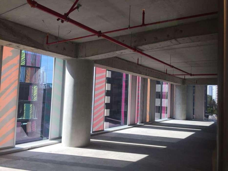 REAL 2: Oficinas en alquiler, desde 189 m2 hasta 287 m2, y plantas completas