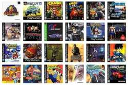 Consola Playstation 1. Mas 20 Juegos