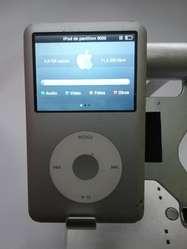 iPod Clasic de 80 Gb Gris Apple Cargador