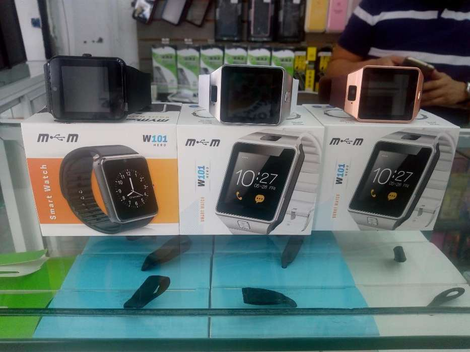 Smarwhatch W101