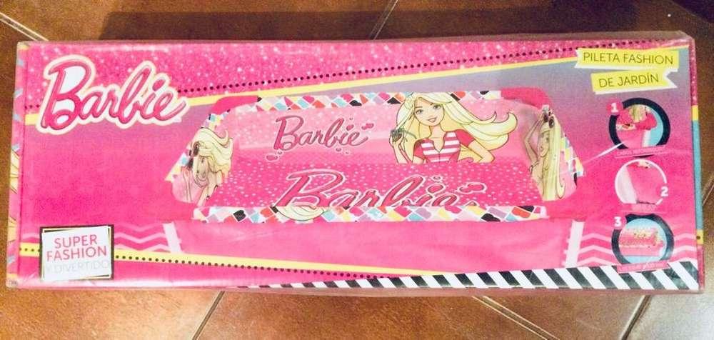 Pileta Barbie Licencia Oficial Disney