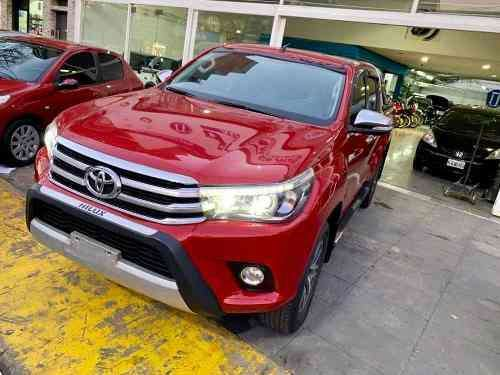 <strong>toyota</strong> Hilux 2016 - 68000 km