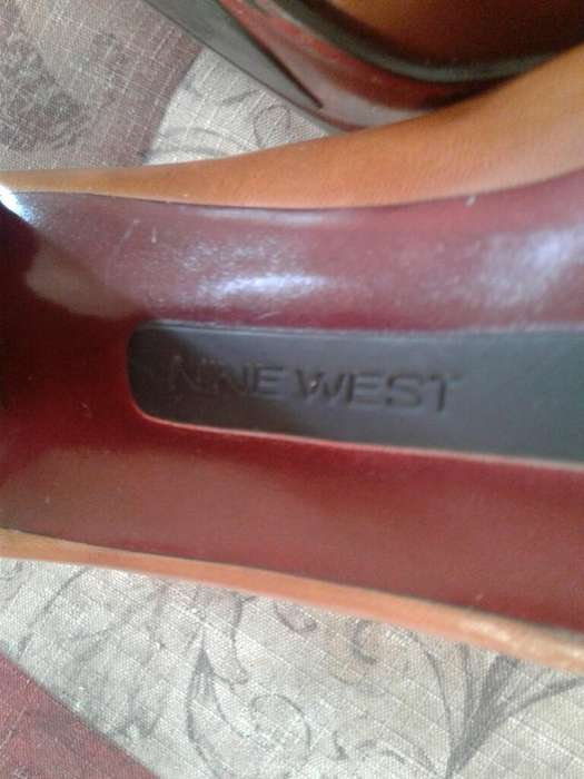 Vendo Zapatos <strong>mujer</strong> Talle 38 Nine West