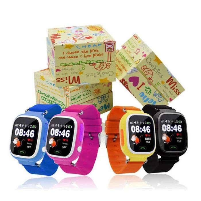 Smartwatch para niño. en ESPAÑOL