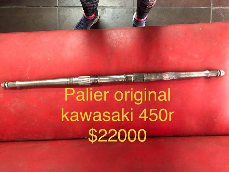 Vendo Palier Kawasaki 450R 2011