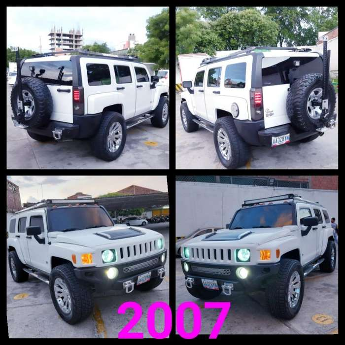 Hummer H3 2007 - 85000 km