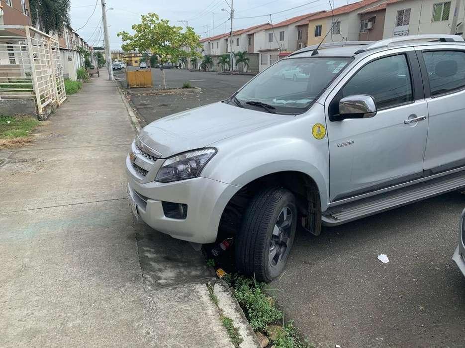 Chevrolet D-Max 2018 - 60100 km