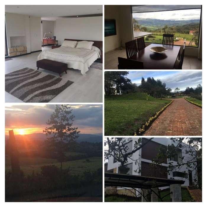 Cod. VBKWC-10401297 Casa Campestre En Venta En Sopo Hato Grande