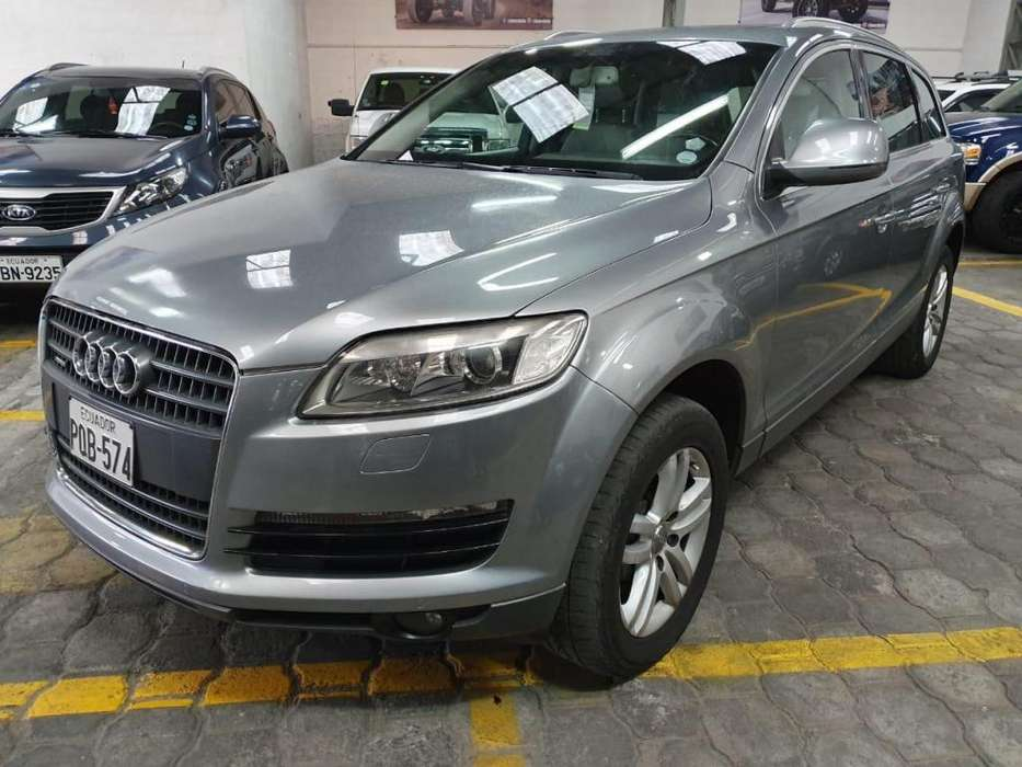 <strong>audi</strong> Q7 2017 - 135000 km