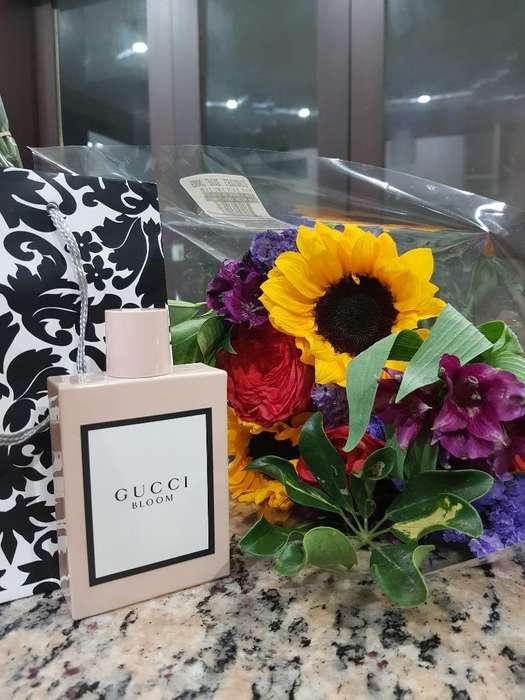 Perfume Gucci Bloom 100ml Original
