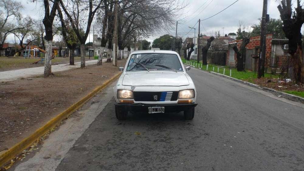 Peugeot 504 1980 - 100000 km