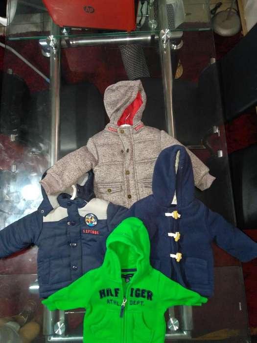 Pack x 4 casacas para bebe