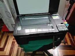 vendo impresora multifuncional epson tx 135 con sistema continuo a 200 soles