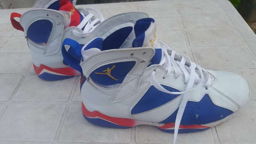 Zapatillas Jordan 7 Retro - Basquet