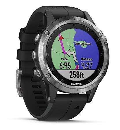 Vendo Reloj Gps Garmin Fenix 5 Plus Mod
