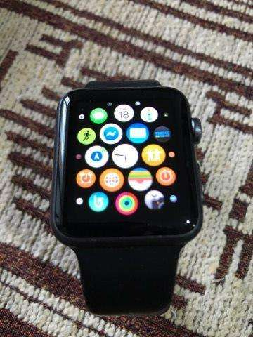 APPLE WATCH SERIE 1 NEGRO, IMPECABLE