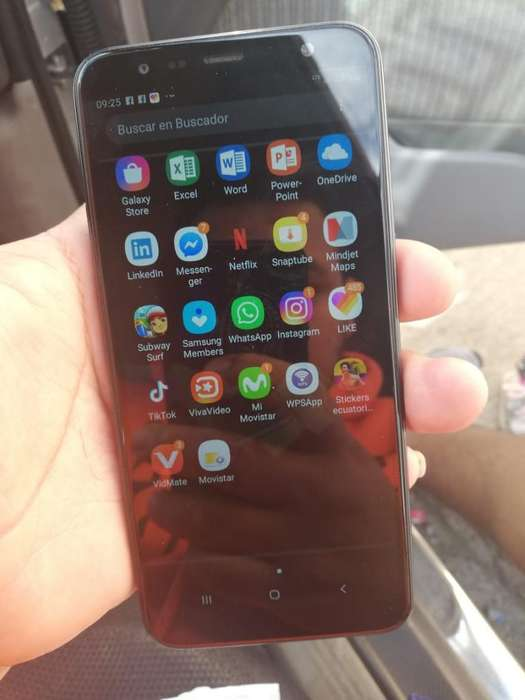 Vendo J6 de 32gb Esta 10/10
